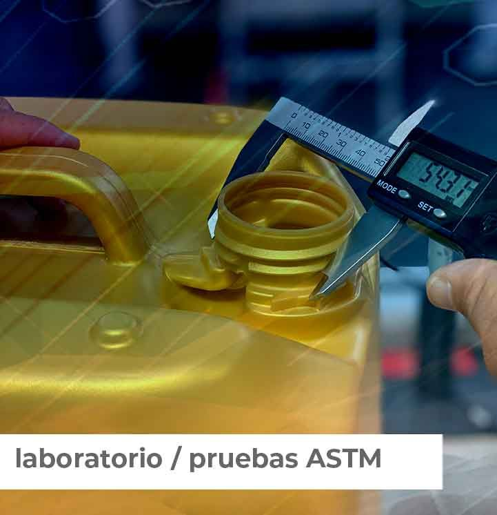 Laboratorio Thermofluidos